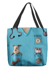 tote Vet Tech All-over Tote front