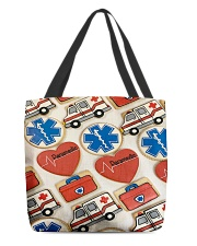 Paramedic cookies tote All-over Tote back