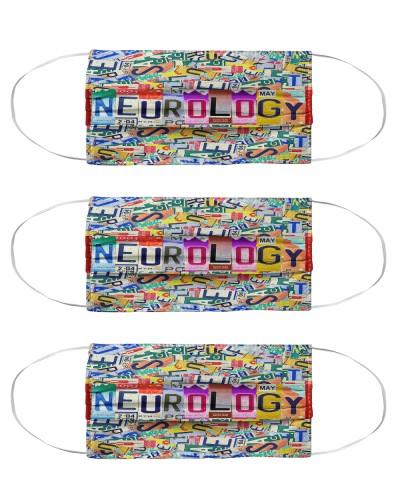 plate mask neurology