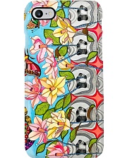 dental-abstract 0905 11 Phone Case i-phone-8-case