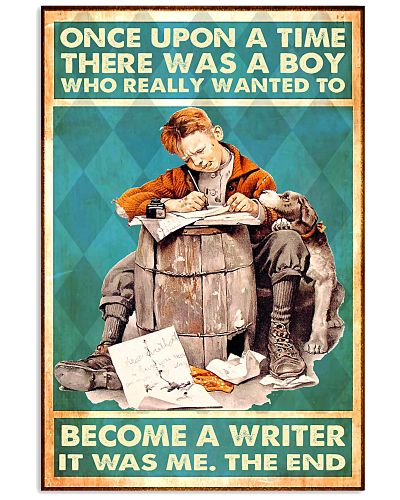 Once upon writer