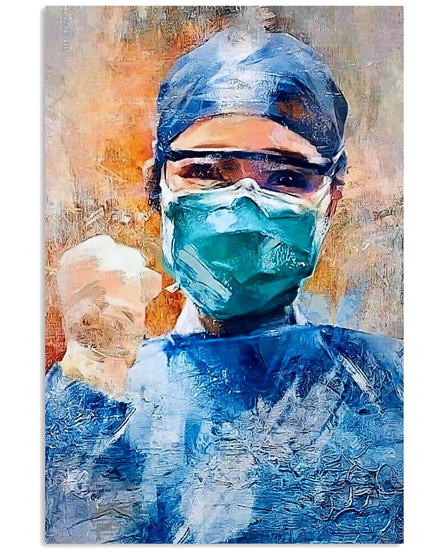 nurse art 11x17 Poster