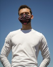 samurai mask  Cloth Face Mask - 3 Pack aos-face-mask-lifestyle-11