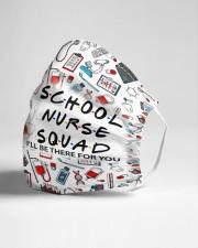 school nurse squad mas Cloth Face Mask - 3 Pack aos-face-mask-lifestyle-21