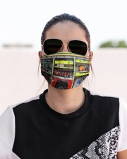 firetruck mask  Cloth Face Mask - 3 Pack aos-face-mask-lifestyle-02