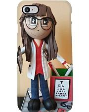 Optometrist doll case dvhd Phone Case i-phone-8-case