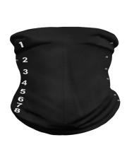 eye chart-close-mask wht Neck Gaiter - 3 Pack back