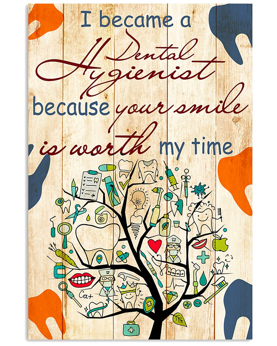 dental-hygienist 11x17 Poster