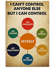counselor control 24x36 Poster front