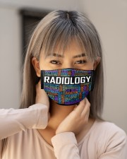 Radiology typo mas Cloth Face Mask - 3 Pack aos-face-mask-lifestyle-18