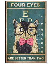 eyes-better 24x36 Poster front