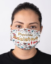 Physician Assistant I am Cloth Face Mask - 3 Pack aos-face-mask-lifestyle-01