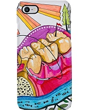 dental-abstract 0905 17 Phone Case i-phone-8-case