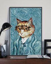 Vangh cat phoropter 24x36 Poster lifestyle-poster-2