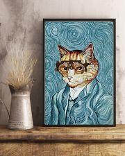 Vangh cat phoropter 24x36 Poster lifestyle-poster-3
