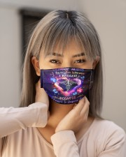Fought Mas School Nurse Cloth Face Mask - 3 Pack aos-face-mask-lifestyle-18