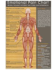 emotion-pain-chart 11x17 Poster front