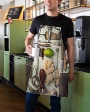 kitchen tool apron Apron aos-apron-27x30-lifestyle-front-01