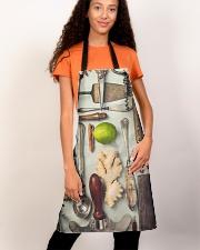 kitchen tool apron Apron aos-apron-27x30-lifestyle-front-03