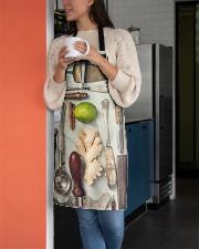 kitchen tool apron Apron aos-apron-27x30-lifestyle-front-05