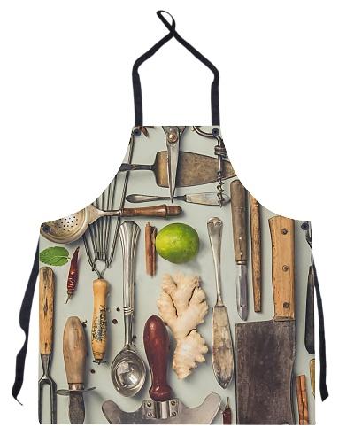 kitchen tool apron