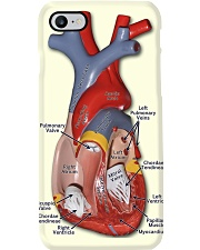 Heart case dvhd-DQH Phone Case i-phone-8-case