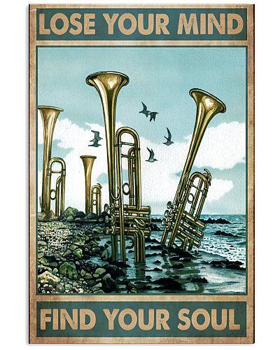 trumpet lose mind