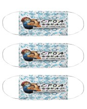 mas squad CPOA  Cloth Face Mask - 3 Pack front