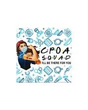 mas squad CPOA  Square Magnet tile
