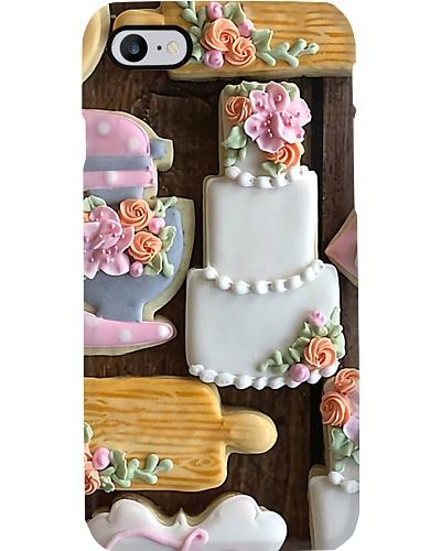 baker cookies case