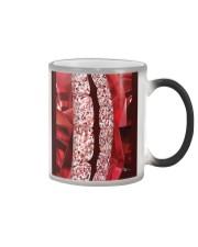 teeth gem Color Changing Mug tile