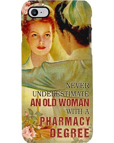 Phonecase Pharmacist Never