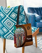 Lthr tote dentist dvhd-nna All-over Tote aos-all-over-tote-lifestyle-front-01