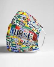 Plate mas - NICU nurse Cloth Face Mask - 3 Pack aos-face-mask-lifestyle-21