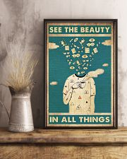 optometrist see beauty 24x36 Poster lifestyle-poster-3