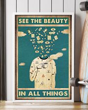 optometrist see beauty 24x36 Poster lifestyle-poster-4