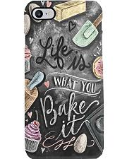 life bake case  Phone Case i-phone-8-case