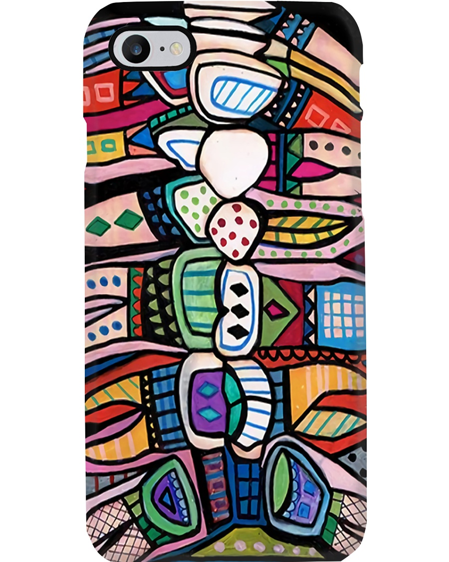 dental-abstract-case2 Phone Case