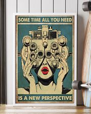 new perspective optometrist 24x36 Poster lifestyle-poster-4