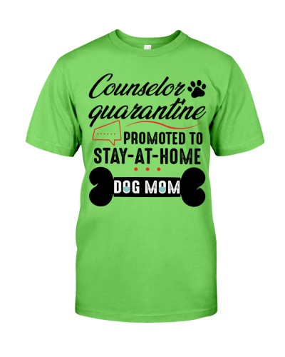 counselor stay at home dog mom