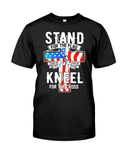 stand for the flag veteran