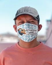 mas squad optometrist  Cloth Face Mask - 3 Pack aos-face-mask-lifestyle-06