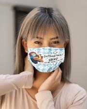 mas squad optometrist  Cloth Face Mask - 3 Pack aos-face-mask-lifestyle-18