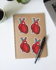 Sticker Heart Sticker - 4 pack (Vertical) aos-sticker-4-pack-vertical-lifestyle-front-29