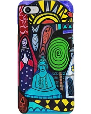 cardiologist abstract Phone Case i-phone-8-case