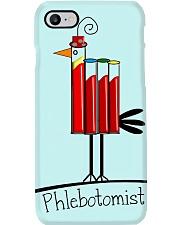 phlebo bird Phone Case i-phone-8-case