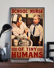 school nurse tiny 11x17 Poster lifestyle-poster-2