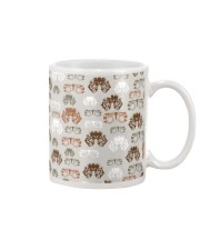 optometrist pattern Mug tile