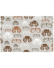 optometrist pattern Rectangle Cutting Board tile