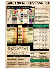 pain and med assessment 11x17 Poster front